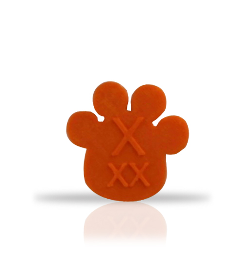 Paw X-Ray Markers