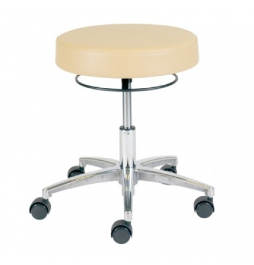 Classic Stool with Locking Casters
