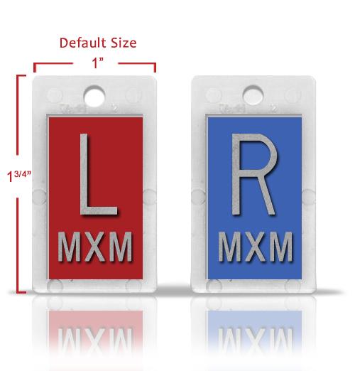 Identifier Marker Set w Initials