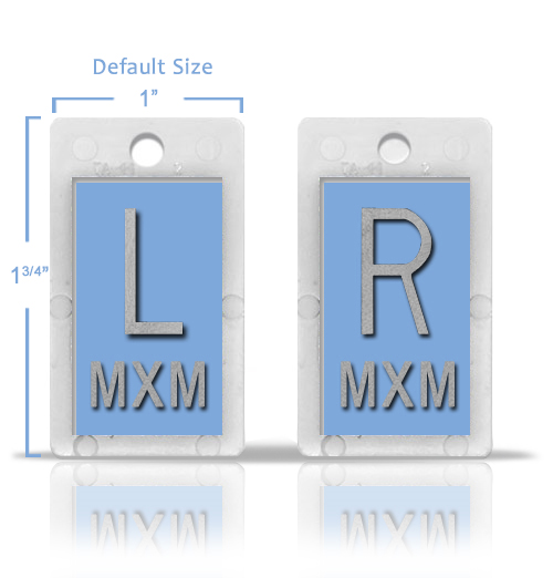 Personal Touch Markers Light Blue