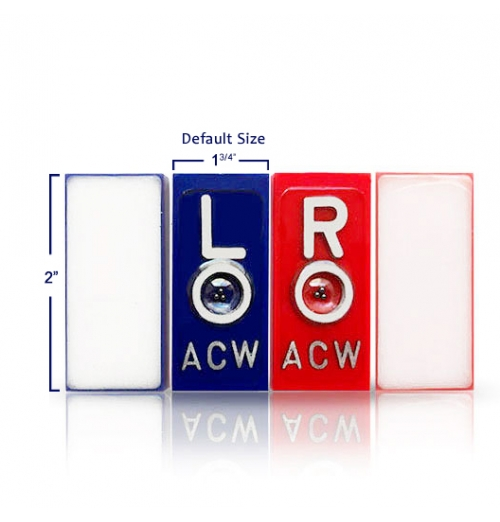 Self Adhesive Position Indicator Markers