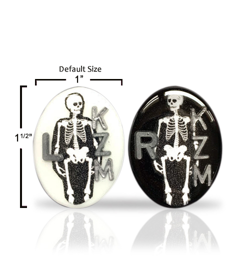 KB Skeleton Xray markers