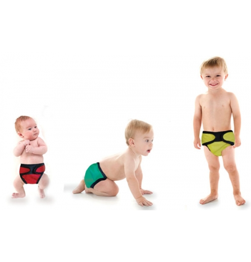 Diaper Guard Gonad Protection Set of 3