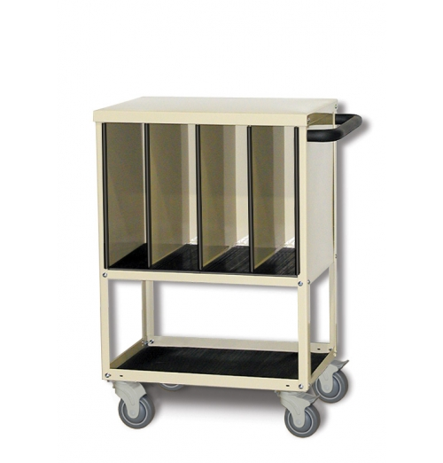 Imaging Plate Transport Cart Mini