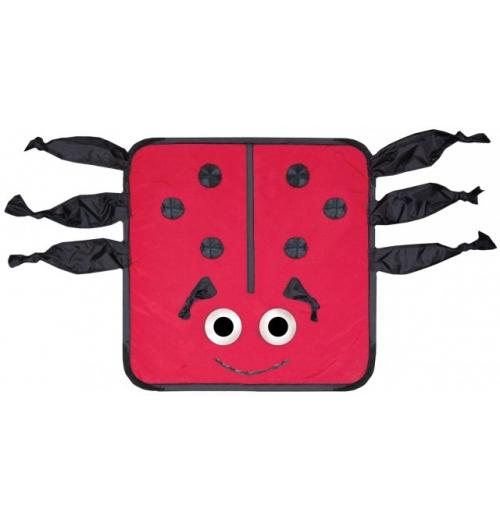 Kiddie Kovers  Ladybug