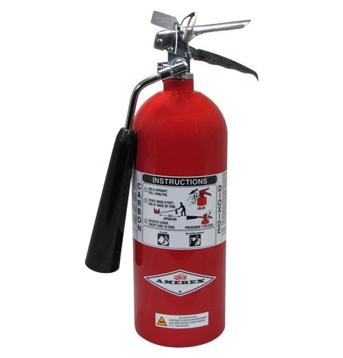 MRI CO2 Fire Extinguisher  NEW