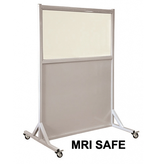 MRI Safe Mobile Shield
