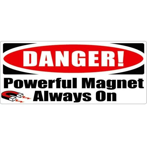 MRI Sign Mag. Always On (English)