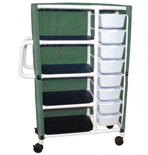 MRI Supply - Linen Cart