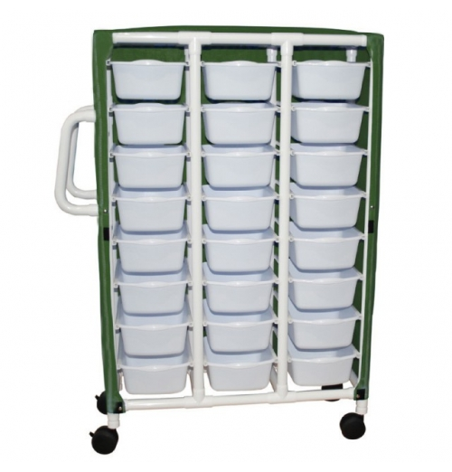 MRI Supply Cart