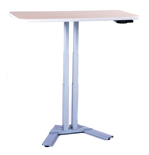 Pedestal Electric Desk