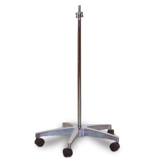 Portable Shield Pole and Base