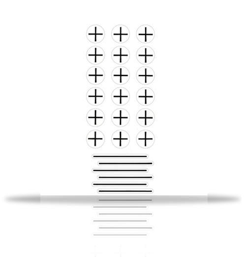 PortalMark Isocenter/Field Line Sheets
