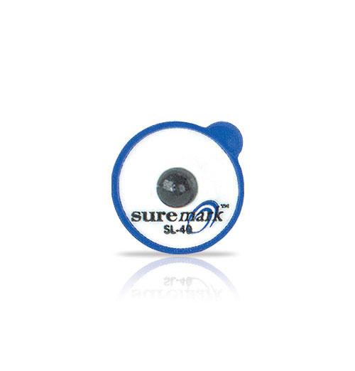 Powermark 4.0mm lead ball on 15mm label