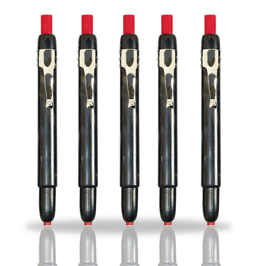 Marking Pens Red