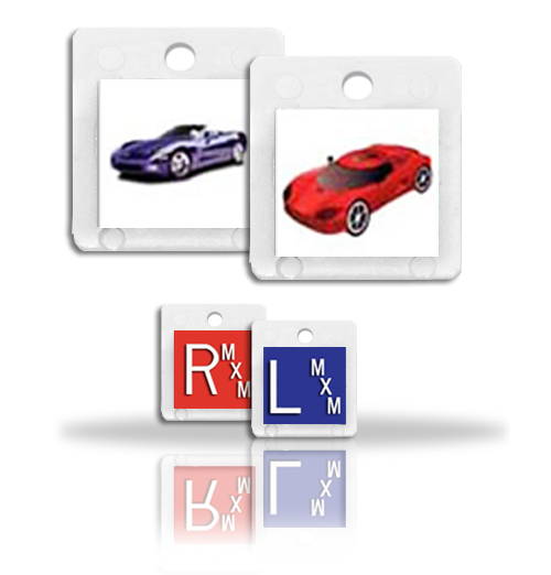 Personal Touch Photo Markers cars