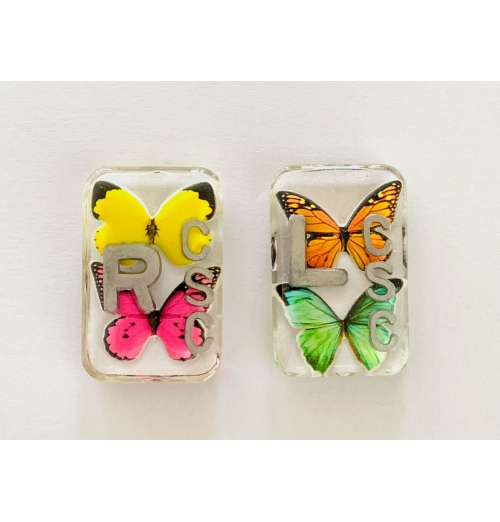 Butterfly X-ray Markers
