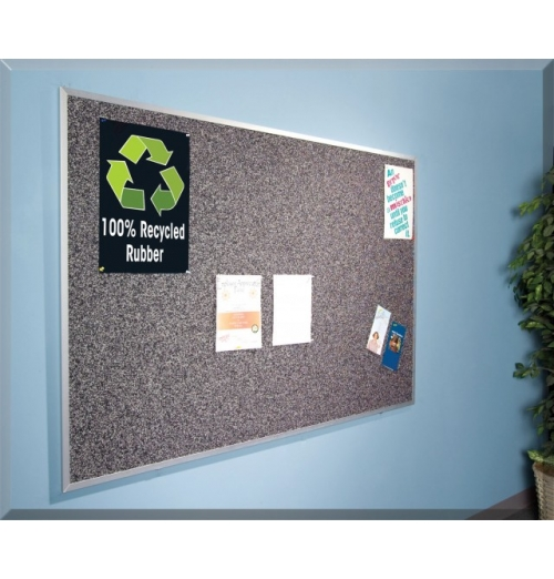 RubberTak Bulletin Board 4' X 96