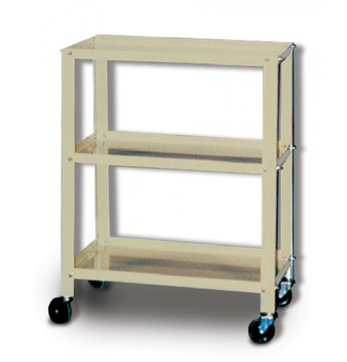 Utility Cart with Locking Casters