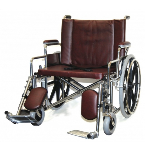 MRI Bariatric Wheelchair 24